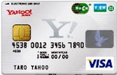 Yahoo! JAPANカードSuica